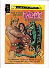 "DAGAR THE INVINCIBLE #6 [1974 VF+] ""TREASURE OF NAI-PO-GAH"""