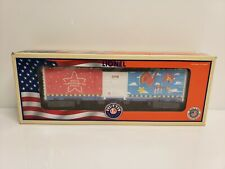 Lionel Trains 2018 Macy's Thanksgiving Day Parade Boxcar USA HTF