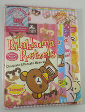 San-x Rilakkuma Rilakkumarket Jumbo 4-design Kawaii Letter Set stationery Japan