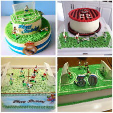 Hot Football Game Soccer Sport Cake Decoration Party Birthday DIY Gift Kids Toy