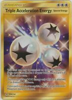 Pokemon Card: TRIPLE ACCELERATION ENERGY 234/214 Unbroken Bonds Secret Rare NM