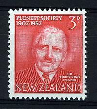 NEW ZEALAND 1957 PLUNKET SOCIETY 1907-1957  MNH