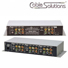 Audio Authority 1185ci HD Component Video and Audio A/V Distribution Amplifier
