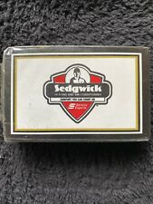 Sedgwick Heating and Air Conditioning Playing Cards - See Note