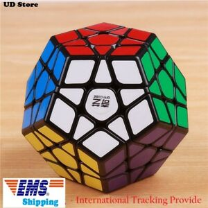 12 Sided Magic Cube Speed Smooth Twist Puzzle cube Kids educational Toy gift