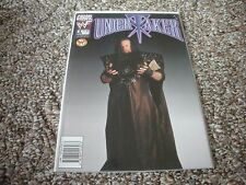 WWF Undertaker Comic #1 (April 1999) WWE Art and Photo Covers VF/NM