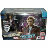S.H. Figuarts Star Lord Action Figure Guardians of the Galaxy Vol 2 Bandai