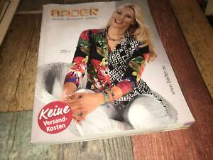 Bader Versandhaus Katalog Herbst /Winter 2012