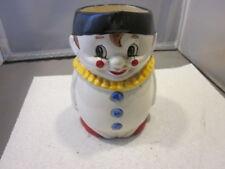 "Goebel Large Clown Pitcher Mug 6"" Tall W Germany"