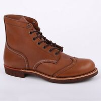 Red Wing Brogue Ranger 08128 Mens Size 7,8,9,10,11,12 Boots New Shoes Brown