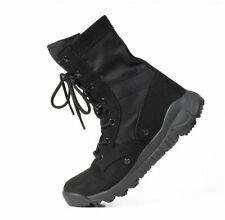 Mens Outdoor Tactical Boots Military Combat Work Shoes Climbing Hiking desert 12