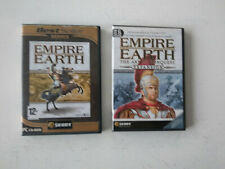 Empire Earth 1 avec extension art of supremacy PC FR