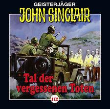 John Sinclair CD Folge 112  Tal der Vergessenen Toten  OVP