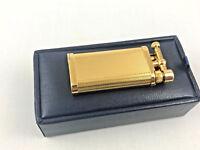 IM Corona Gold Barley Design Feuerzeug Old Boy Klassiker Made in Japan Pfeife