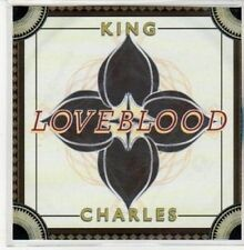(DD979) King Charles, Love Blood - DJ CD