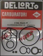 Genuine Dellorto PHVA gasket set direct from Dell'Orto UK  52622