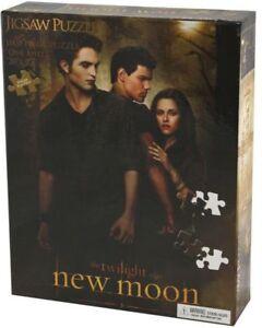 TWILIGHT New Moon - 'One Sheet' 1,000 Piece Jigsaw Puzzle (NECA) #NEW