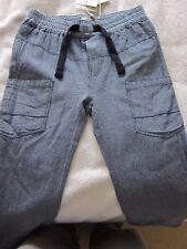 CATIMINI Filles Pantalon/Pantalon réversible Chambray cinge-Ethno City 3 A