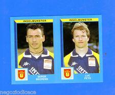 FOOTBALL 2000 BELGIO Panini-Figurina -Sticker n. 435 - INGELMUNSTER -New
