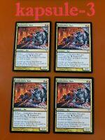 4x Gobhobbler Rats | Dissension | MTG Magic Cards