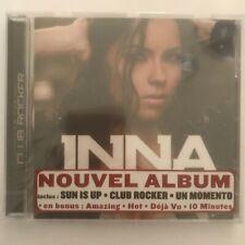 Inna i am the club rocker cd 17 titres neuf sous blister