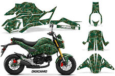 AMR Racing Honda GROM 125 Graphic Kit Bike Decal Motorcycle Parts 2017+ DIGICAMO