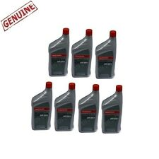 Set of 7 Genuine Automatic Transmission Fluid 082009008 for Acura CL Honda Civic