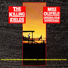 MIKE OLDFIELD - CD - THE KILLING FIELDS - ORIGINAL FILM SOUNDTRACK