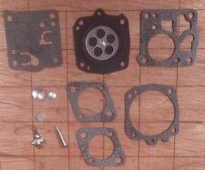 RK-23HS Carburetor Repair Kit Jonsred 625 630 670 Super 670 Super Chain Saw New