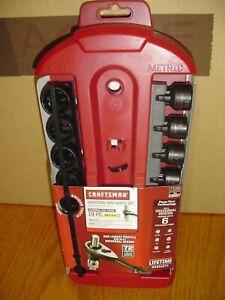 Craftsman 18 pc. Universal Max Axess Mechanic's Set 31088 NO RATCHET INCLUDE