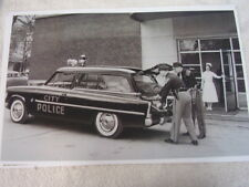 1954 STUDEBAKER WAGON   POLICE CAR  AMBULANCE  11 X 17  PHOTO   PICTURE