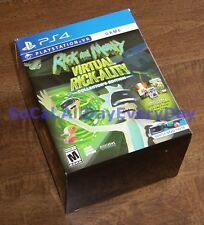 Rick and Morty: Virtual Rick-ality VR COLLECTOR'S Edition (PS4 PSVR) BRAND NEW!!