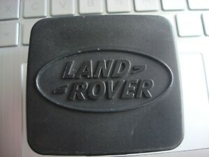 """LAND ROVER 2"""" TOW HITCH RECEIVER PLUG-NEW"""