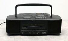 Sharp WQ-CD240 / WQ-CD240H(GY) Stereo CD Radio Cassette Recorder, Stereoanlage