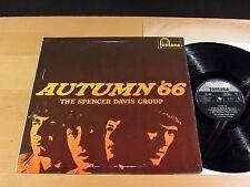 Signed THE SPENCER DAVIS GROUP Autumn '66 UK FONTANA TL.5359 Mono NM/NM-!