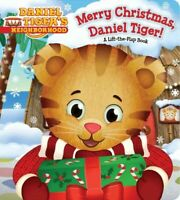 Merry Christmas, Daniel Tiger! : A Lift-the-flap Book, Hardcover by Santomero...