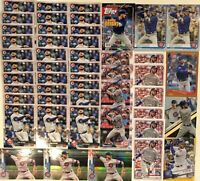 (Lot of 49) 2020 Topps Chrome Kris Bryant Lot Various Brands Inserts Cubs