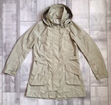 TENSON MPC RAIN COAT LONG JACKET WITH REMOVABLE HOOD 42 L
