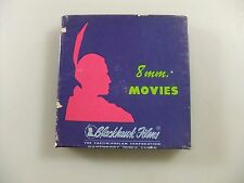 Vintage 8mm film - PREVUE 8 - Super 8 Blackhawk Films Home Movies