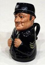 Sergeant Peeler Police Policeman Vintage Royal Doulton Toby Jug Character Mug