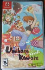 Umihara Kawase Fresh! Nintendo Switch New & Sealed