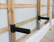 Lot Of 6 - Post Rack Bracket - Store Up The Wall! create shelving and storage
