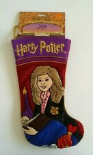 Harry Potter Hermione Granger Christmas Stocking Quilted Felt - New
