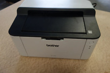 Brother HL-1110 Mono Laser Printer Compact, A4 Printer Office/Home