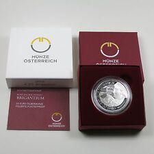 Österreich 20 Euro 2012 Silber PP Brigantium