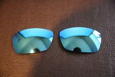 PolarLenz Polarized Ice Blue Lenti di Ricambio per Occhiali da sole-Oakley Hijinx