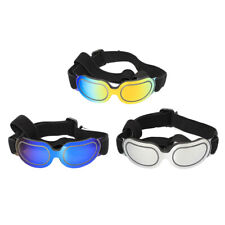 Pet Goggles Eye Wear Protection Waterproof Pet Sunglasses for Dogs, Cats - 3