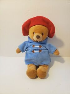 "Paddington for Baby Plush 10"" Teddy Bear Soft Stuffed Animal Rainbow Designs Toy"