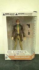 *DC DESIGNER SERIES GORDON ACTION FIGURE GREG CAPULLO BATMAN COMICS NEW 52