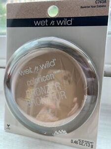 WET N WILD  BRONZER - #C743A RESERVE YOUR CABANA - BRAND NEW IN PACKAGE!!!!!!!!!